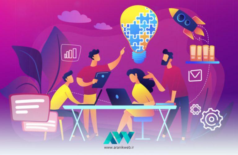 کسب و کار اینترنتی با طراحی سایت