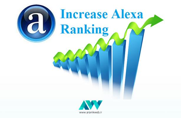 بهبود رتبه الکسا نشان دهنده چیست؟