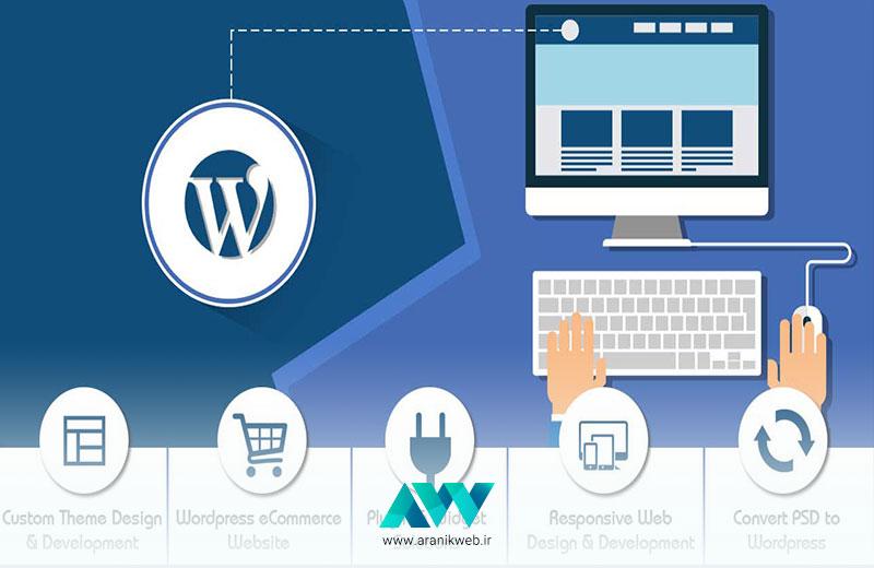 وردپرس چیست و چرا با وردپرس wordpress وب سایت بسازیم؟