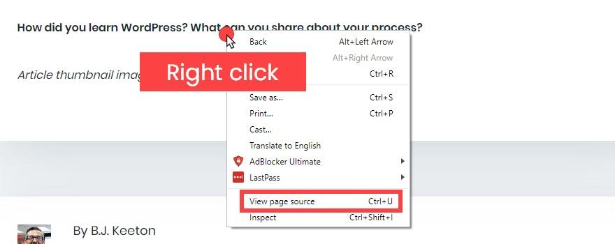 چگونه بفهمیم درون یک صفحه از وب سایت لینک نوفالو استفاده شده است؟