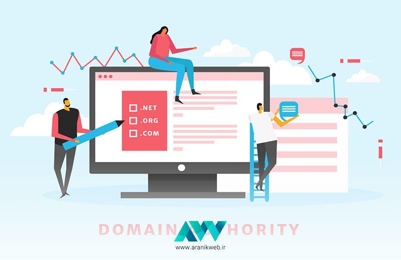Domain Authority یک نمره برای سنجش رتبه وب سایت ها در موتور های جستجوگر نظیر گوگل است
