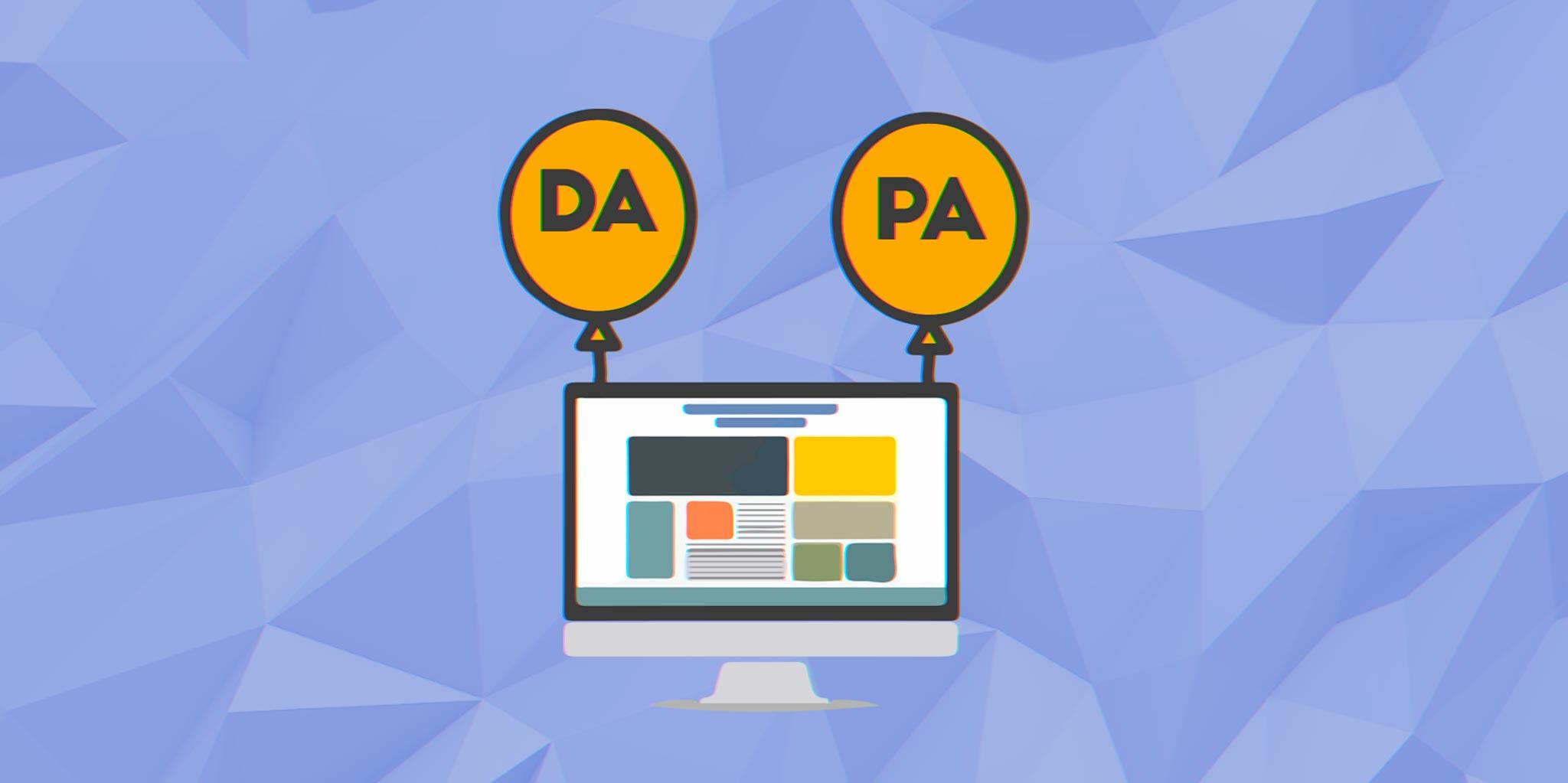 چه تفاوتی بین page authority و Domain authority وجود دارد؟
