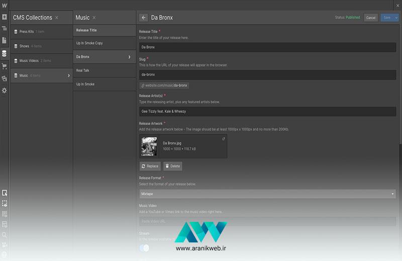 یکی از بهترین قالب های سایت فروشگاهی جهت طراحی سایت، قالب Nextup